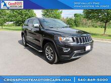 2014_Jeep_Grand Cherokee_Limited_ Winchester VA
