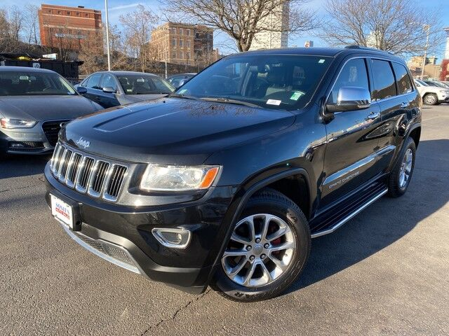 2014 Jeep Grand Cherokee Limited Worcester MA