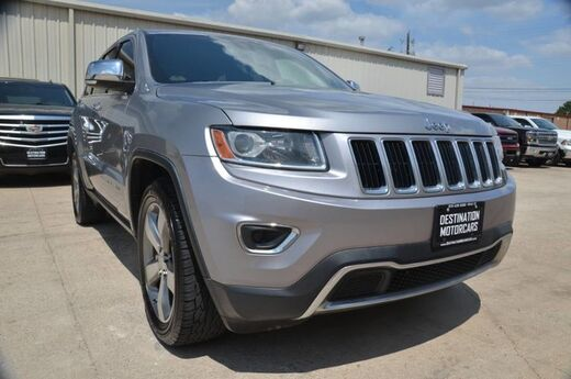 2014 Jeep Grand Cherokee Limited Wylie TX