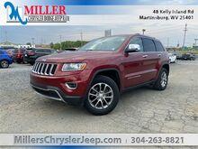 2014_Jeep_Grand Cherokee_Limited_ Martinsburg