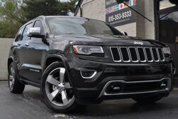 Jeep Grand Cherokee Overland 4WD/Navigation w/ Bluetooth, Satellite HD Radio/ParkView/ParkSense/Heated & Ventilated Front Seats/Heated Steering Wheel/Xenon HIDs/Remote Engine Start 2014