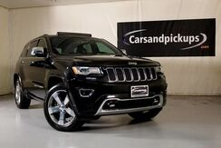 2014_Jeep_Grand Cherokee_Overland_ Dallas TX