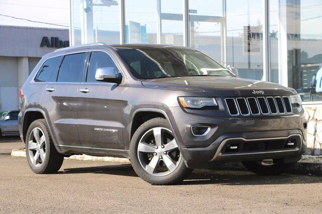 2014 Jeep Grand Cherokee Overland Albany OR