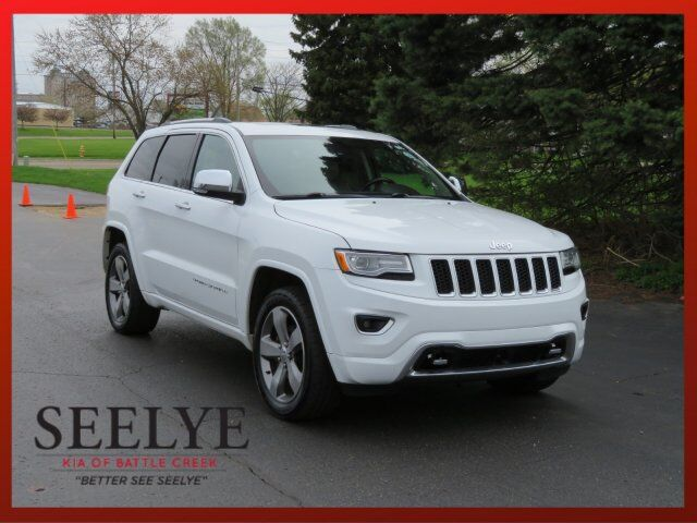 2014 Jeep Grand Cherokee Overland Battle Creek MI