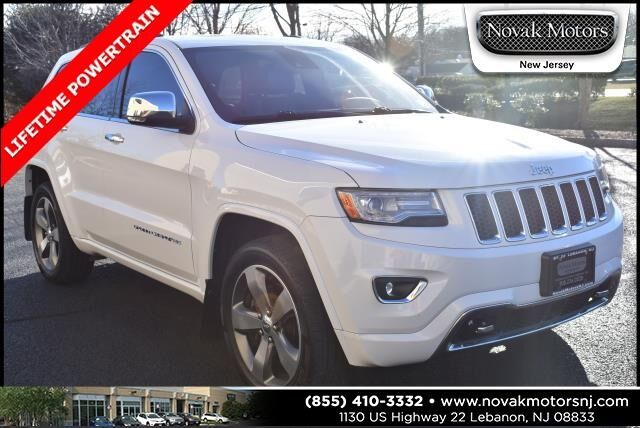 2014 Jeep Grand Cherokee Overland Bedford TX