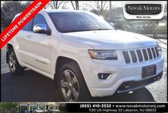 2014_Jeep_Grand Cherokee_Overland_ Bedford TX