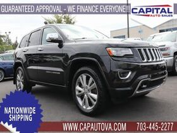 2014_Jeep_Grand Cherokee_Overland_ Chantilly VA