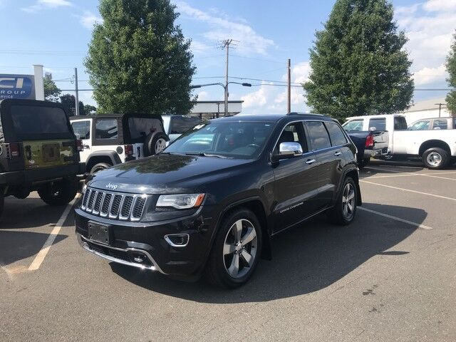 2014 Jeep Grand Cherokee Overland East Windsor CT
