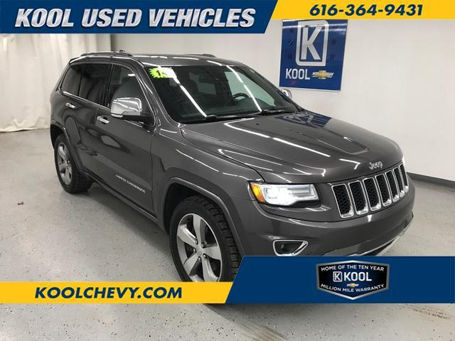 2014 Jeep Grand Cherokee Overland Grand Rapids MI