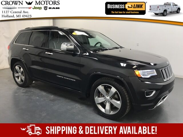 2014 Jeep Grand Cherokee Overland Holland MI