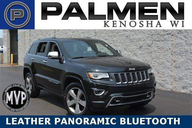 2014 Jeep Grand Cherokee Overland Racine WI