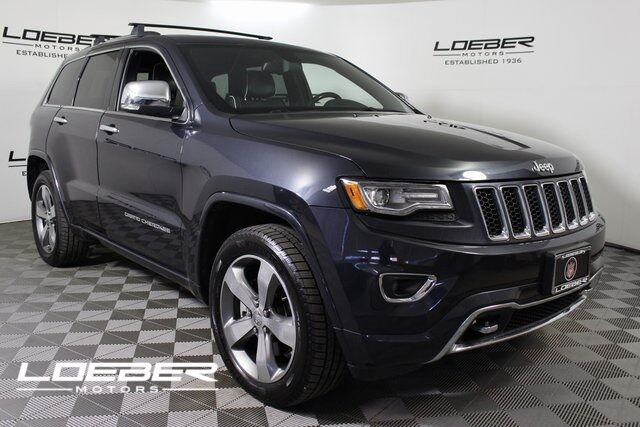 2014 Jeep Grand Cherokee Overland Lincolnwood IL