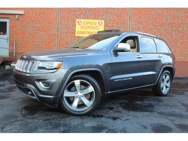 2014 Jeep Grand Cherokee Overland Kansas City KS