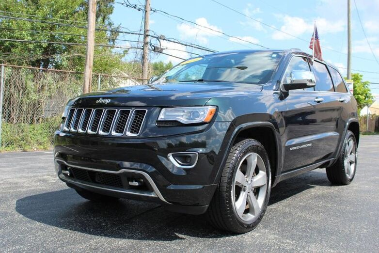 2014 Jeep Grand Cherokee Overland New Castle DE