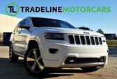 2014 Jeep Grand Cherokee Overland PANO SUNROOF, NAVIGATION, BLUETOOTH, AND MUCH MORE!!!