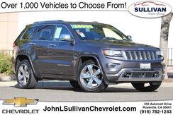 2014_Jeep_Grand Cherokee_Overland_ Roseville CA