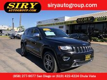2014_Jeep_Grand Cherokee_Overland_ San Diego CA