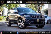 2014 Jeep Grand Cherokee Overland Sport Utility 4D
