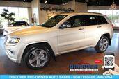 2014 Jeep Grand Cherokee Overland Turbo Diesel 2WD