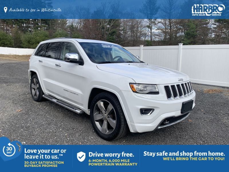 2014 Jeep Grand Cherokee Overland Whitinsville MA