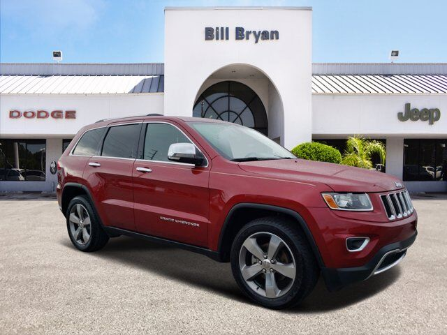 2014 Jeep Grand Cherokee RWD 4DR LIMITED Leesburg FL