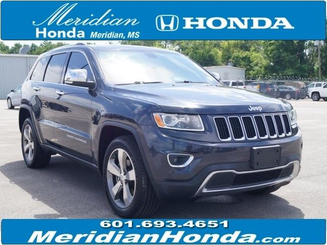 2014 Jeep Grand Cherokee RWD 4dr Limited Meridian MS