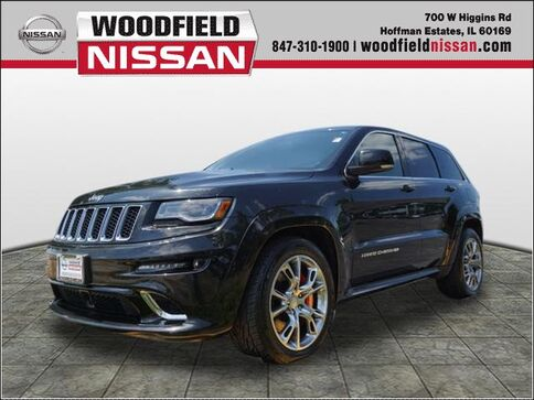 2014_Jeep_Grand Cherokee_SRT_ Hoffman Estates IL