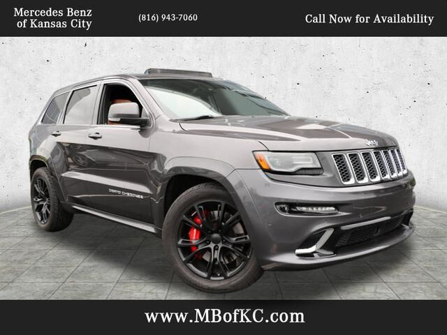 2014 Jeep Grand Cherokee SRT Kansas City MO