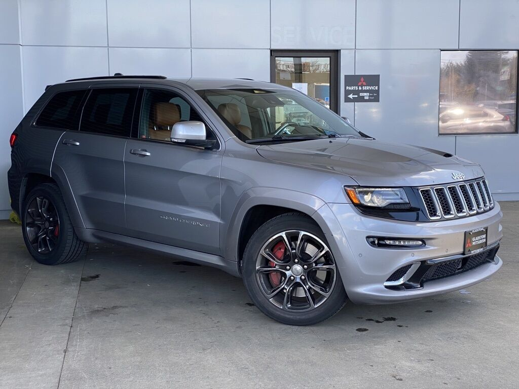 2014 Jeep Grand Cherokee SRT Milwaukie OR