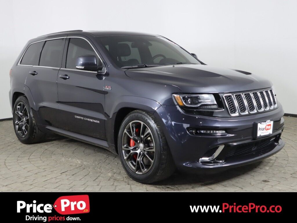 2014 Jeep Grand Cherokee SRT8 4x4 w/Nav/Pano Roof
