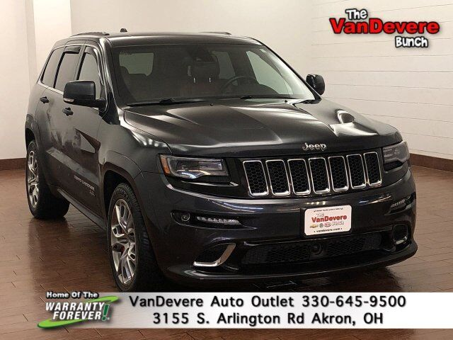 2014 Jeep Grand Cherokee SRT8 Akron OH