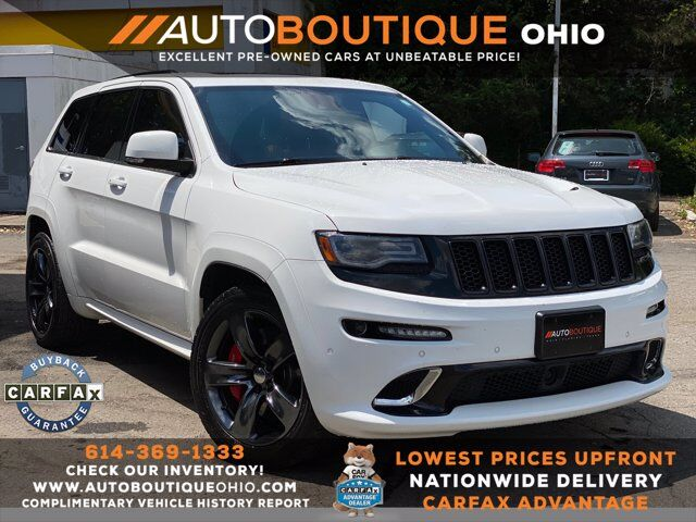 2014 Jeep Grand Cherokee SRT8 Columbus OH