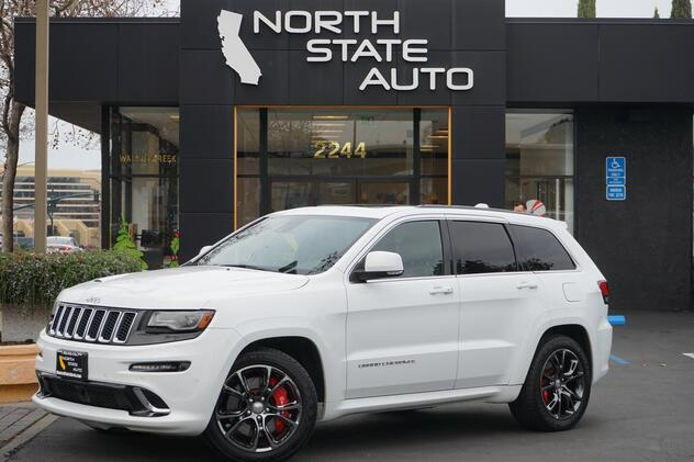 2014_Jeep_Grand Cherokee_SRT8_ Walnut Creek CA