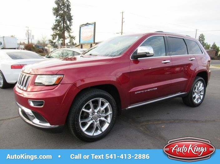 2014 Jeep Grand Cherokee Summit 4x4 Bend OR