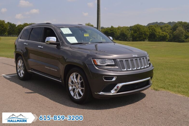 2014 Jeep Grand Cherokee Summit Franklin TN
