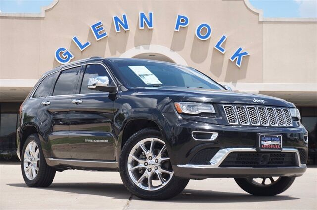 2014 Jeep Grand Cherokee Summit Gainsville TX