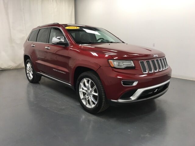 2014 Jeep Grand Cherokee Summit Holland MI
