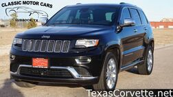 2014_Jeep_Grand Cherokee_Summit_ Lubbock TX