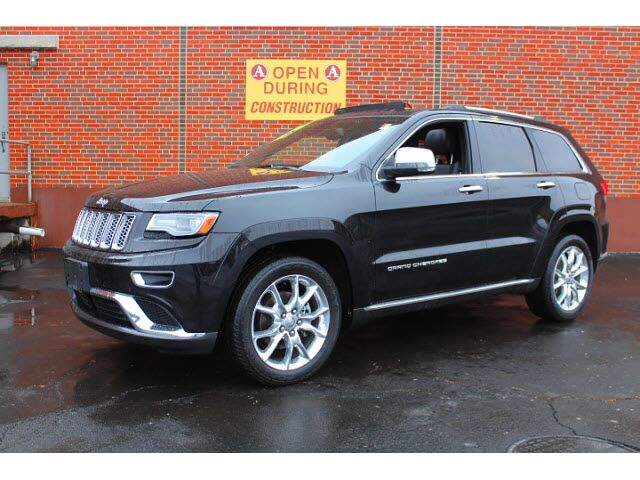 2014 Jeep Grand Cherokee Summit Merriam KS
