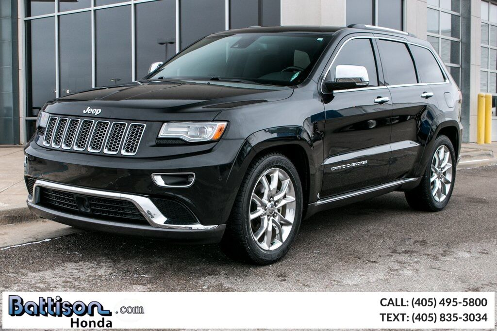 2014_Jeep_Grand Cherokee_Summit_ Oklahoma City OK