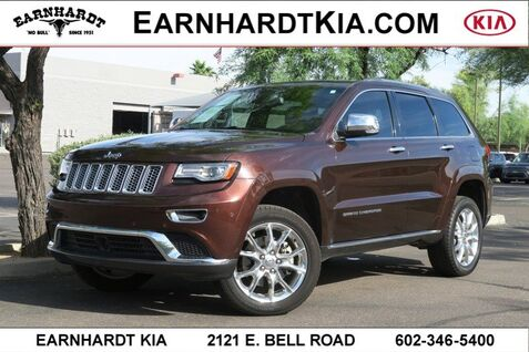 2014_Jeep_Grand Cherokee_Summit_ Phoenix AZ