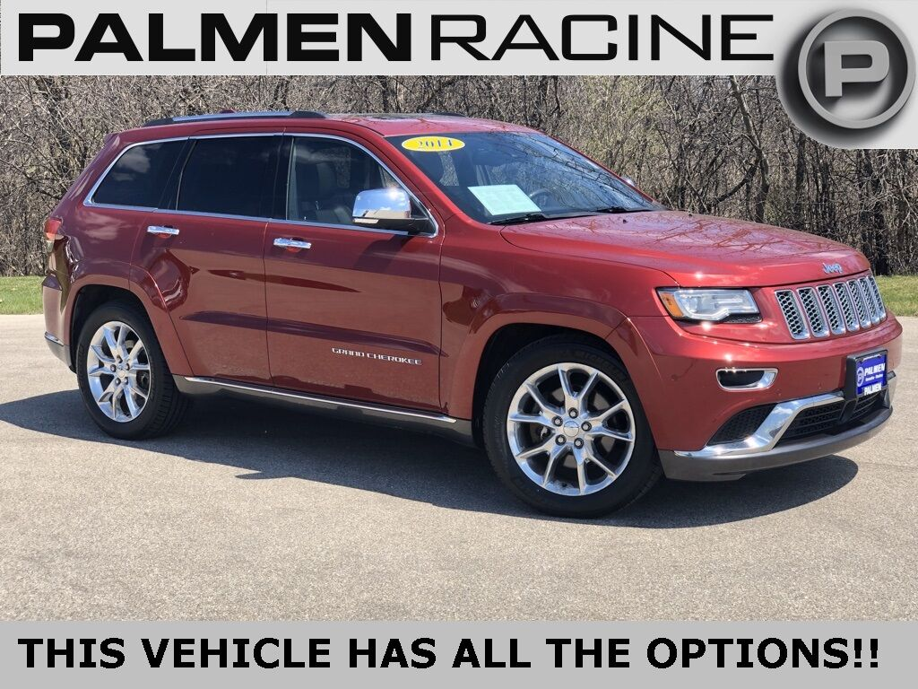 2014 Jeep Grand Cherokee Summit Racine WI