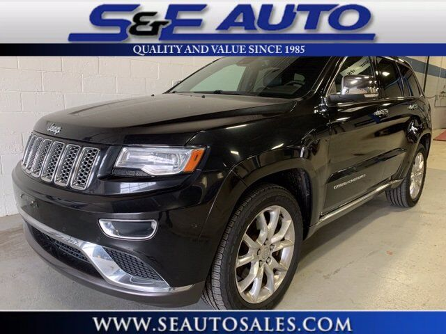 2014 Jeep Grand Cherokee Summit Weymouth MA