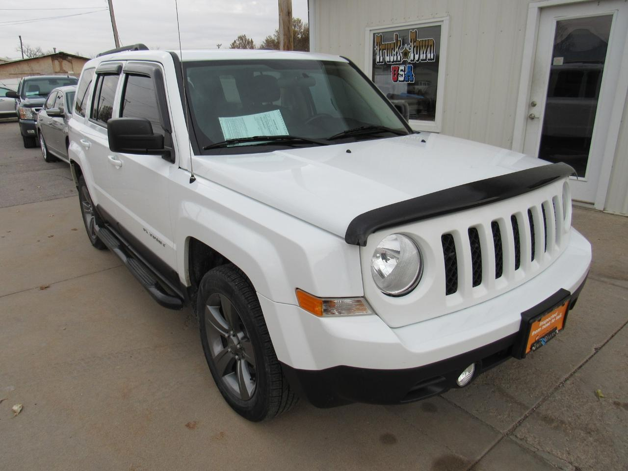 2014 Jeep PATRIOT HIGH ALTITUDE Beatrice NE