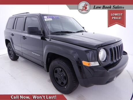 2014_Jeep_PATRIOT_Sport_ Salt Lake City UT