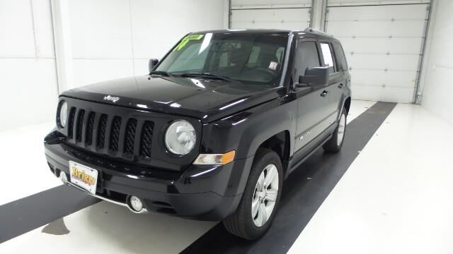 2014 Jeep Patriot 4WD 4dr Limited Topeka KS