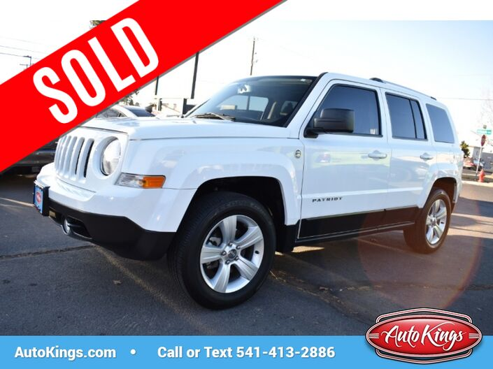 2014 Jeep Patriot 4WD Limited Bend OR
