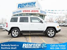 2014_Jeep_Patriot_4WD North, MANUAL, Sunroof, Heated Seats, Bluetooth, SiriusXM_ Calgary AB