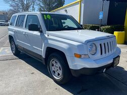 2014_Jeep_Patriot_4d SUV FWD Altitude_ Albuquerque NM