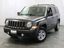 2014_Jeep_Patriot_Altitude / 2.0L VVT Engine / MANUAL Transmission / FWD_ Addison IL